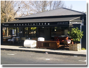 Sun Projects Commercial Awnings for restaurants blinds and patios